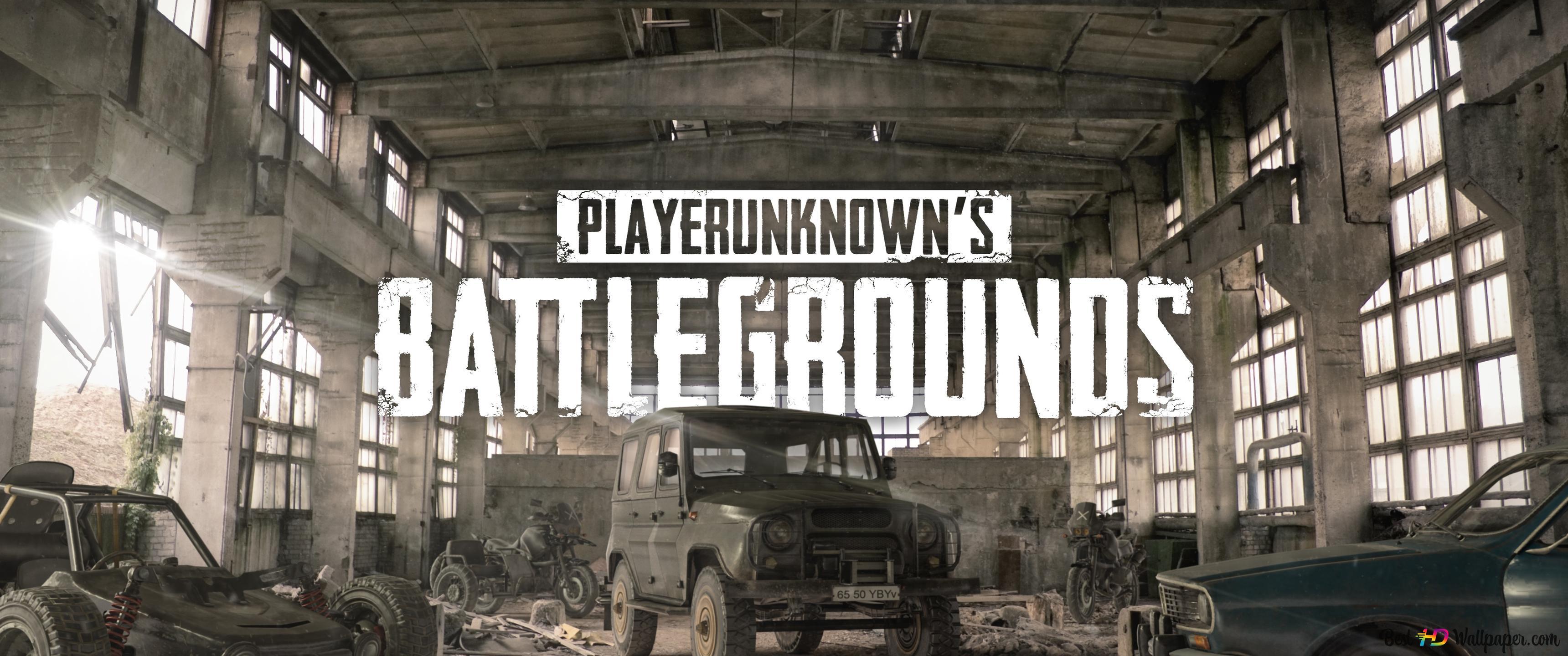 Pubg Playerunknown S Battlegrounds Hd Wallpaper Download