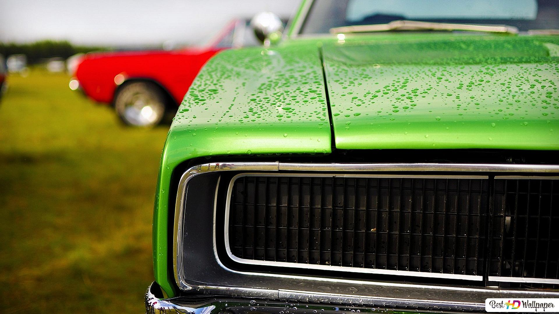 1970 Dodge Charger Rt Hd Wallpaper Download
