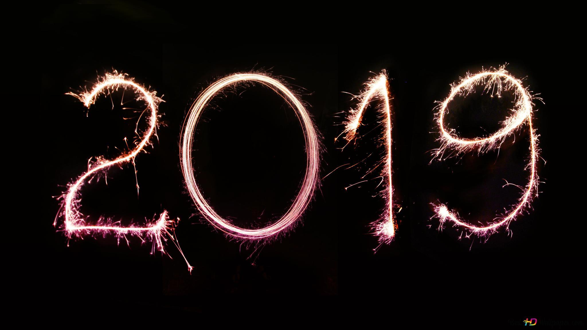 2019 Bonne Année Hd Fond Décran Télécharger
