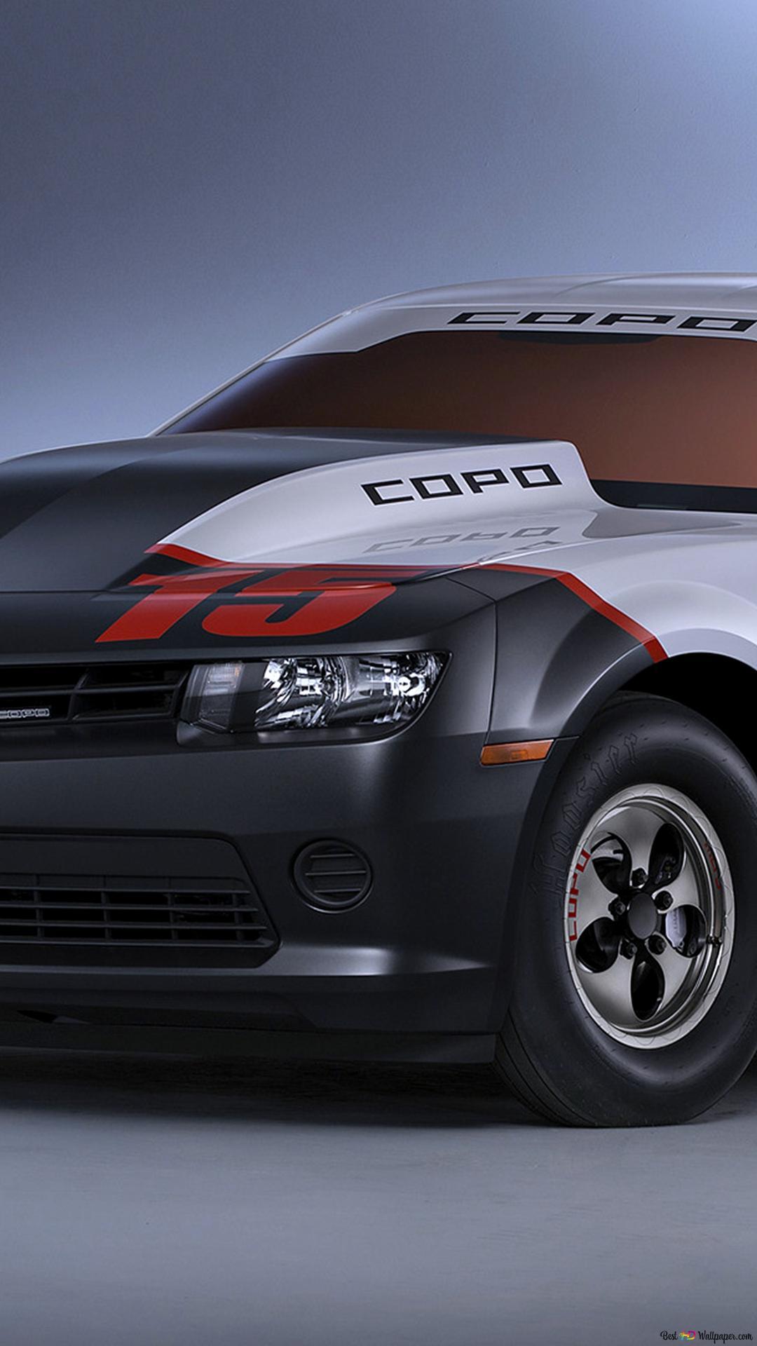 2019 Chevy Copo Camaro Hd Wallpaper Download