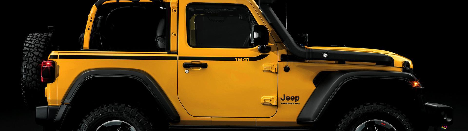 Descargar Fondo De Pantalla 2019 Jeep Wrangler Rubicon 1941 Por Mopar 03 Hd