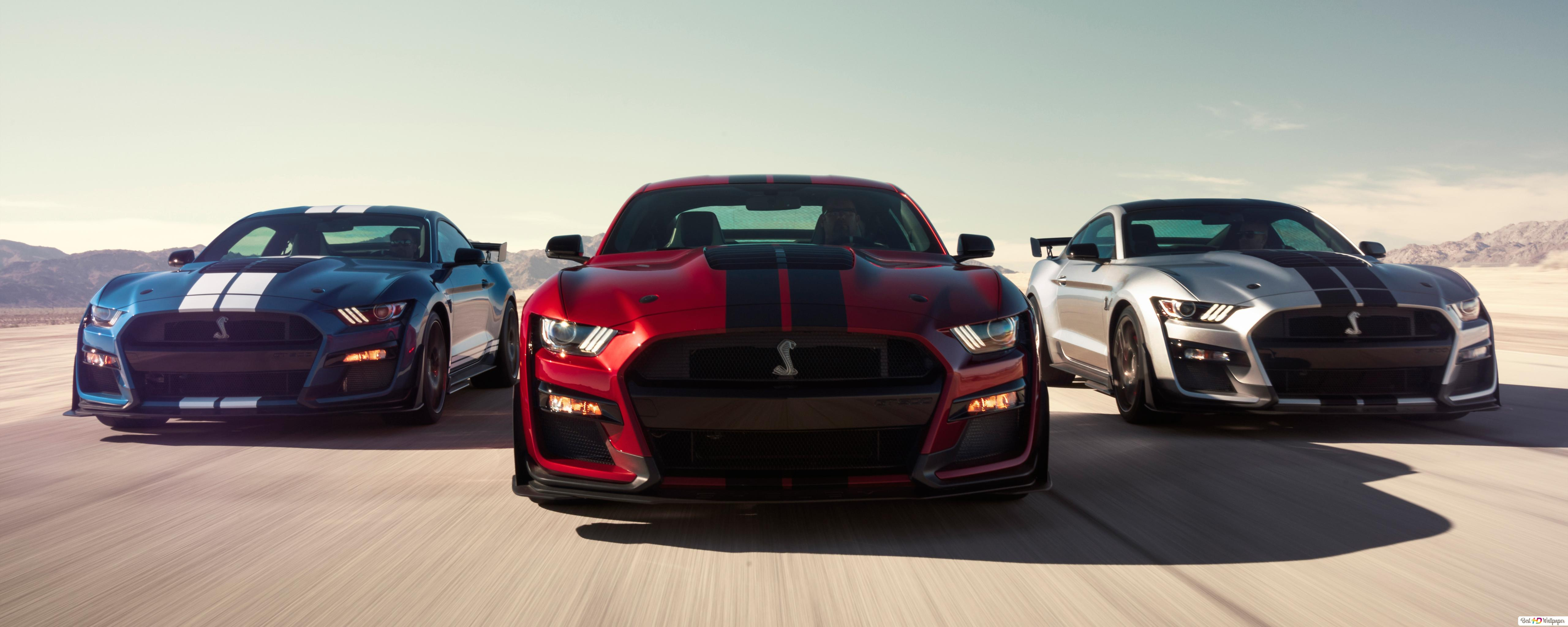 2020 Ford Mustang Shelby GT500 HD