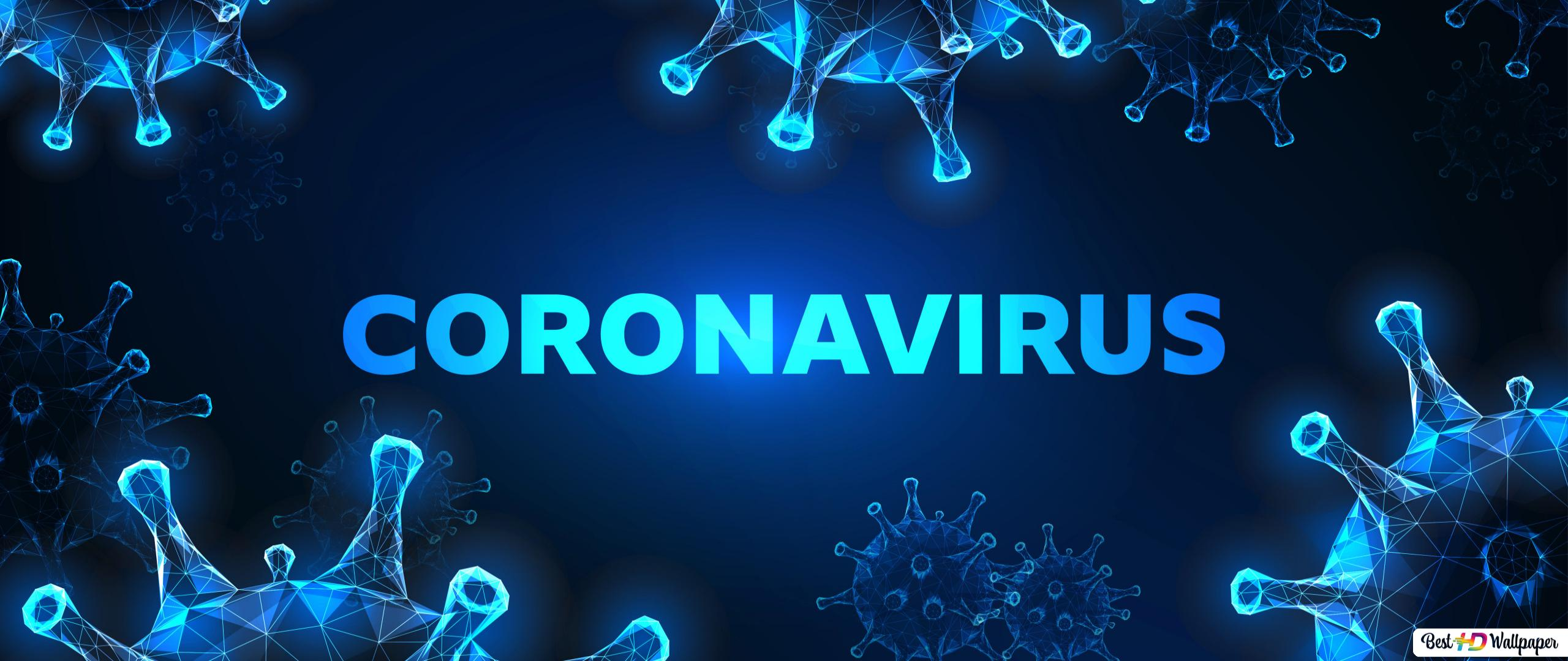 3d Coronavirus HD Wallpaper