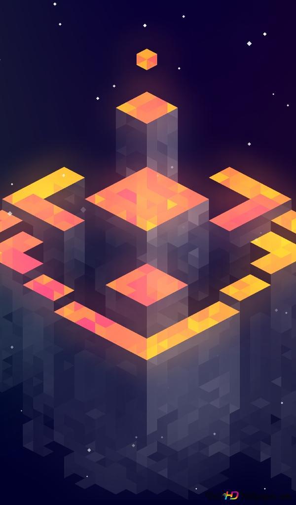 Tetris in corby 2.