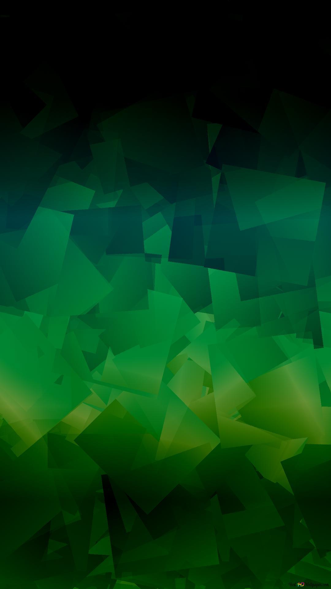Berühmt Abstract - yeshil HD Hintergrundbilder herunterladen &LZ_95