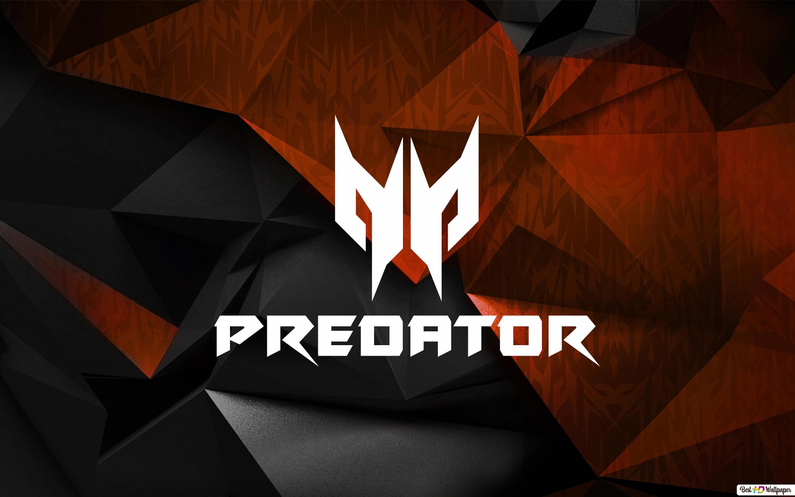 Acer Predator LOGO HD wallpaper download