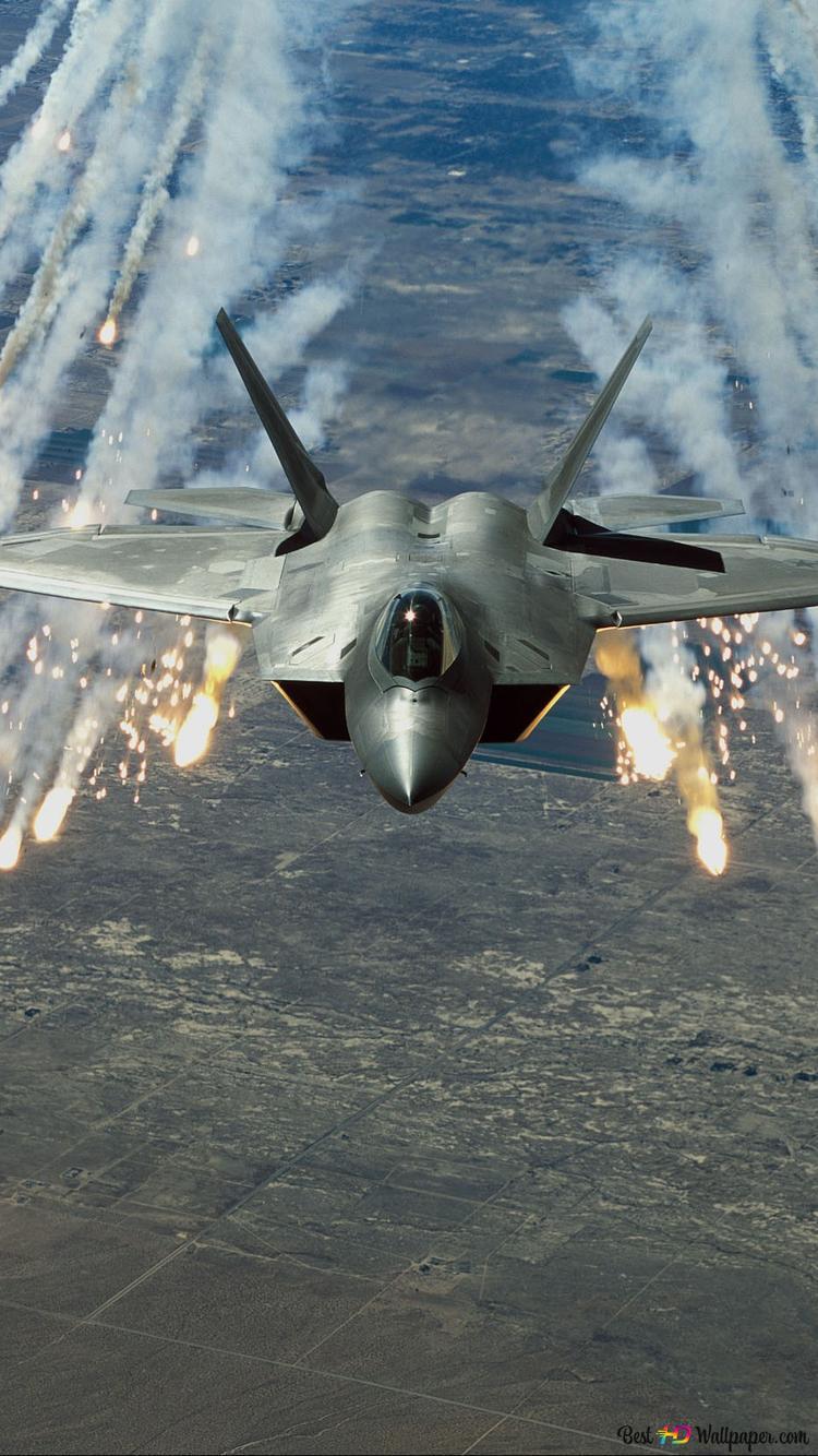 Air Force F 22 Raptor Hd Wallpaper Download