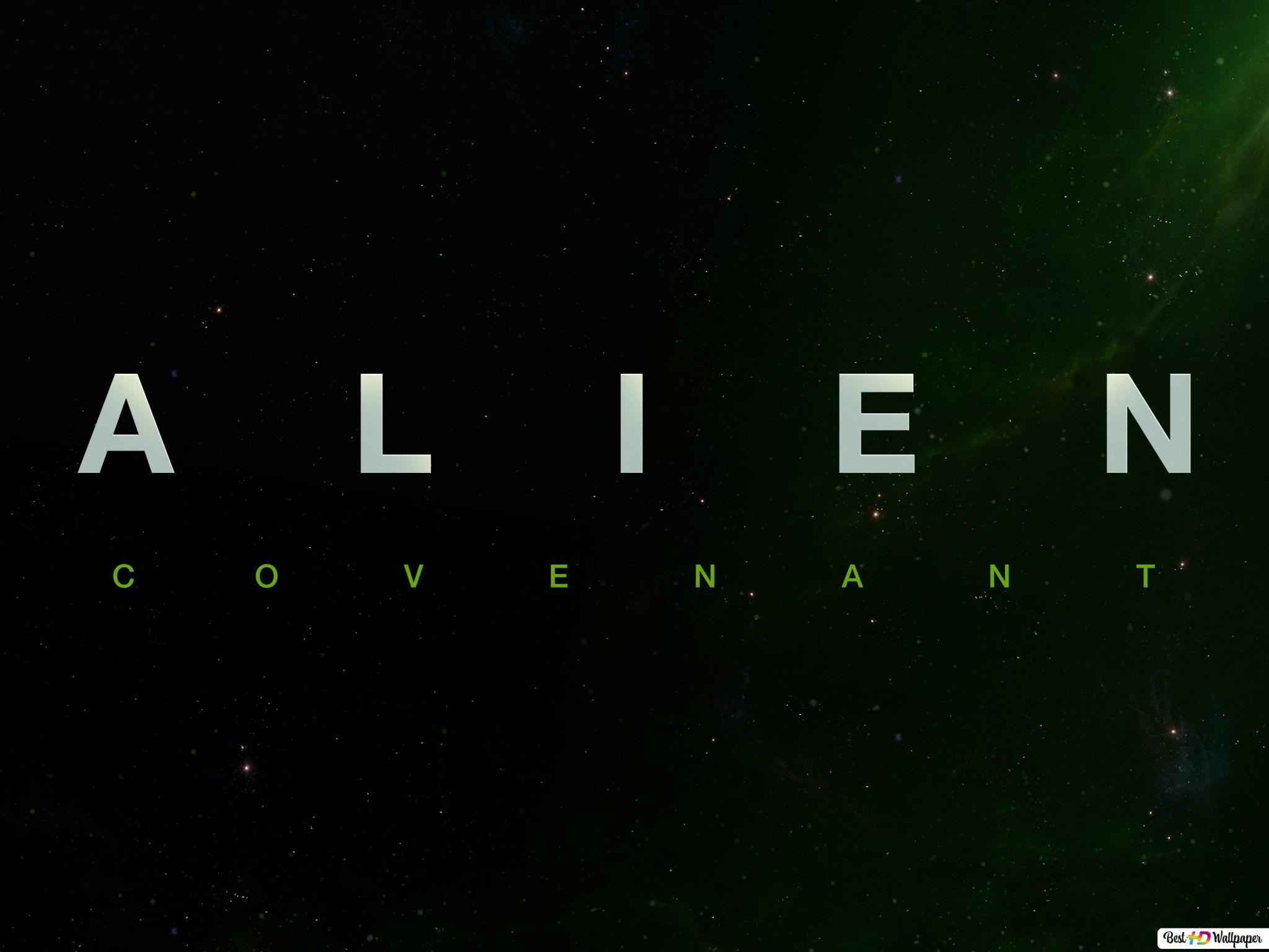 Alien: Covenant (2017) HD wallpaper