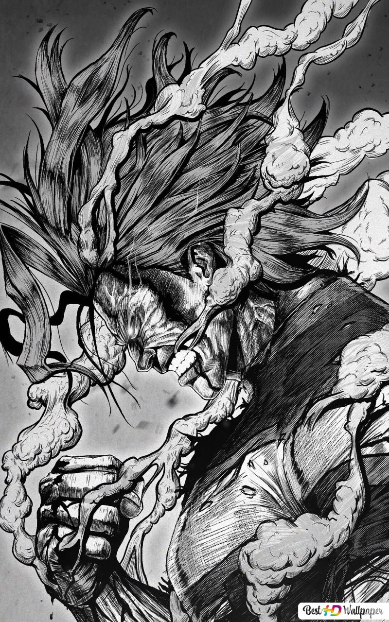 All Might Plus Ultra Hd Wallpaper Download