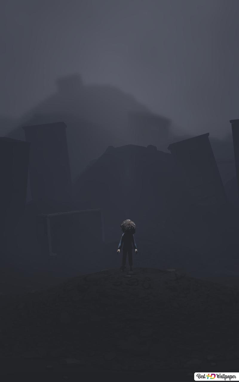 Alone In Little Nightmares Hd Wallpaper Download