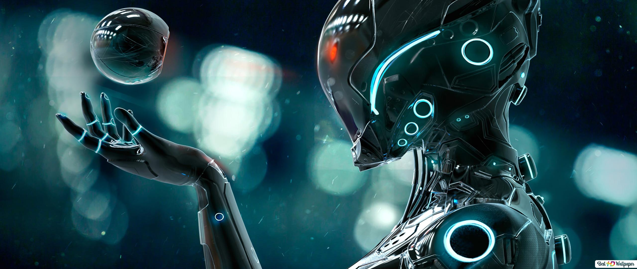 Android Robot Hd Wallpaper Download