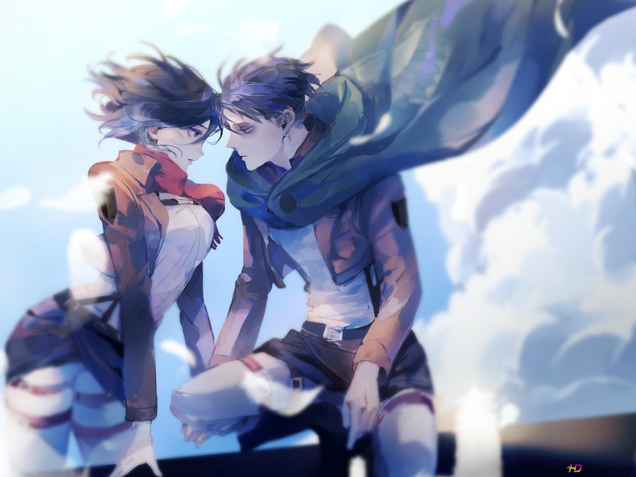 Anime Attack On Titan Hd Wallpaper Download