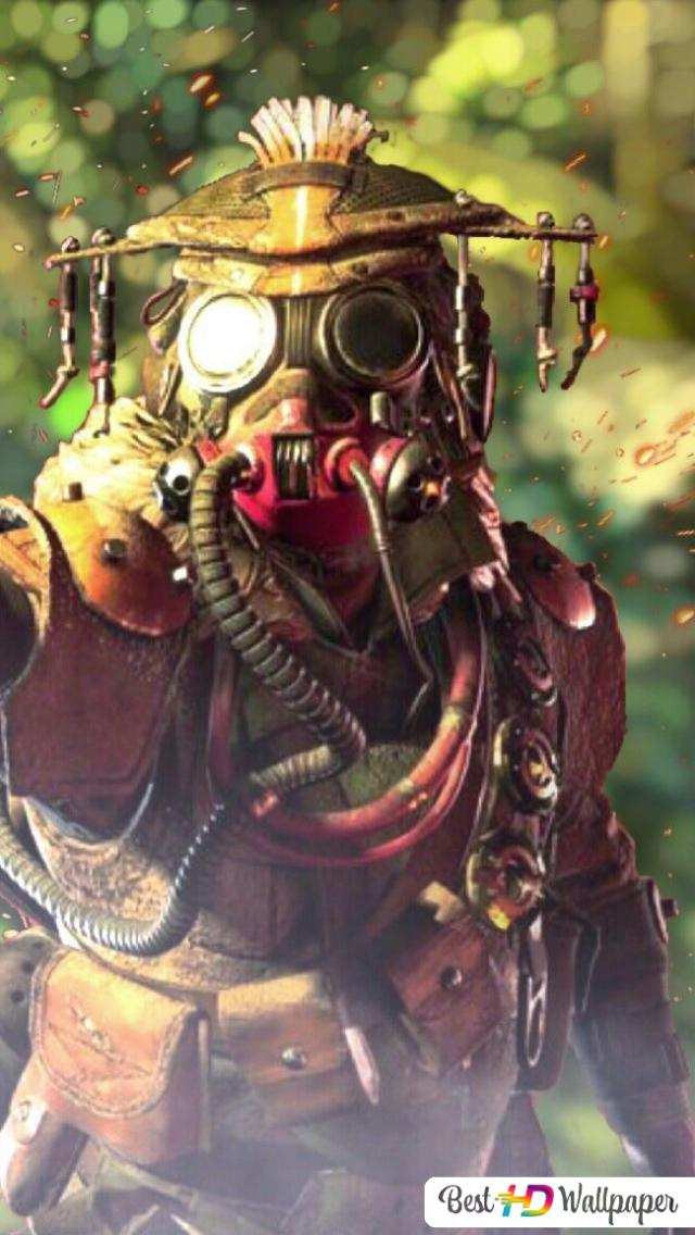 Apex Legends Bloodhound Character Hd Wallpaper Download