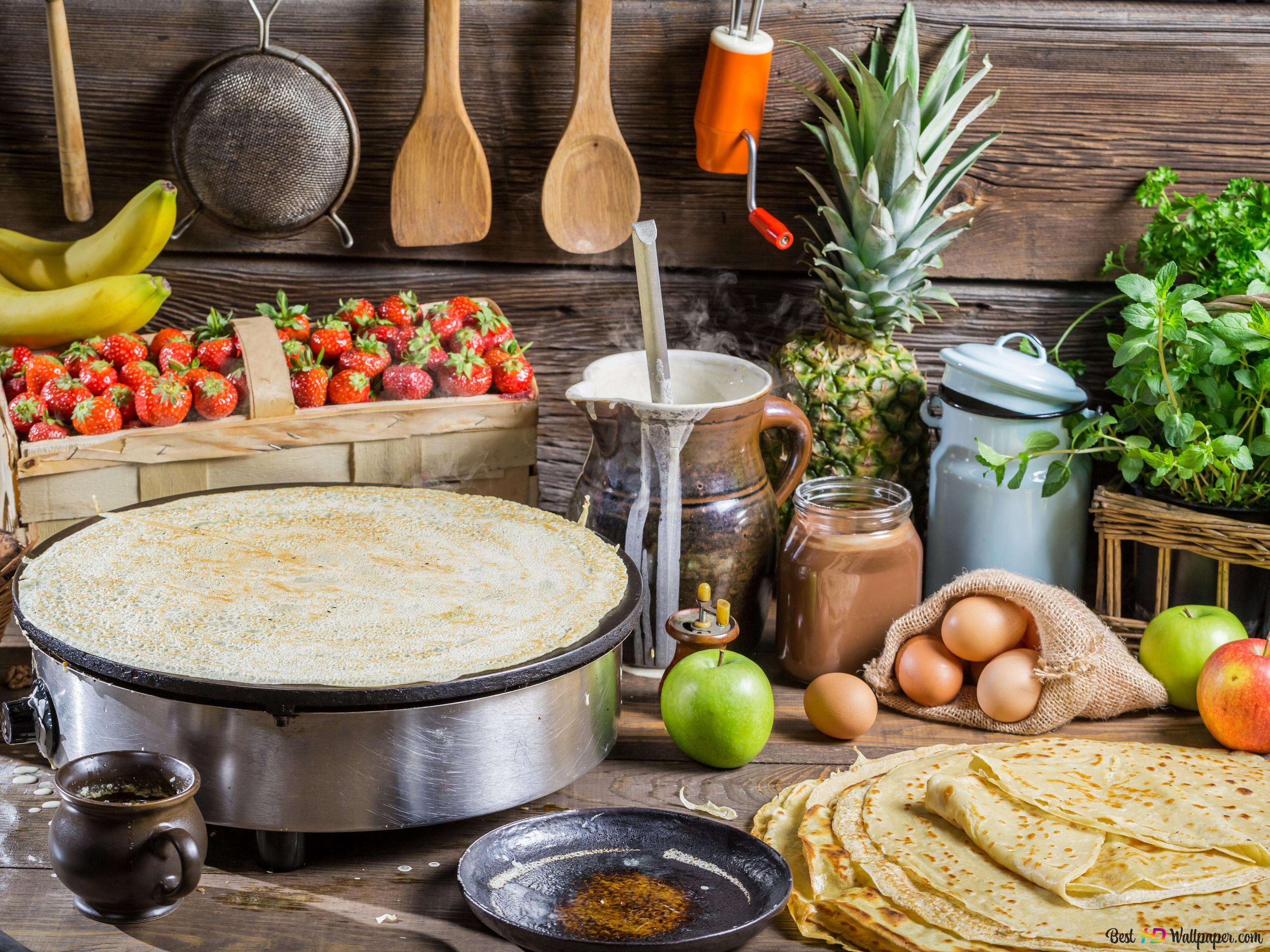 Descargar Fondo De Pantalla Articulos De Cocina Hd