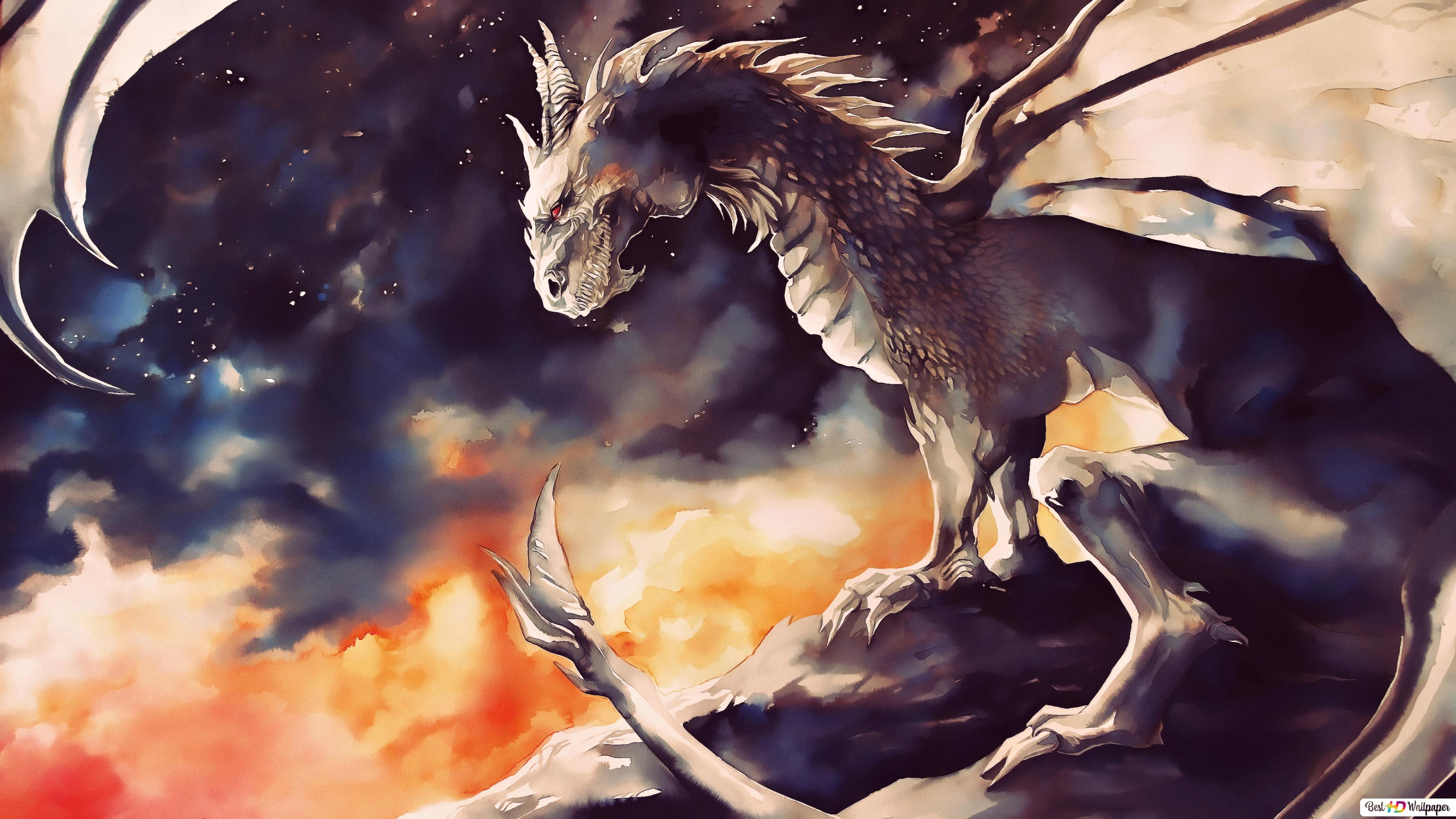 Artistico Dragao Hd Wallpaper Download