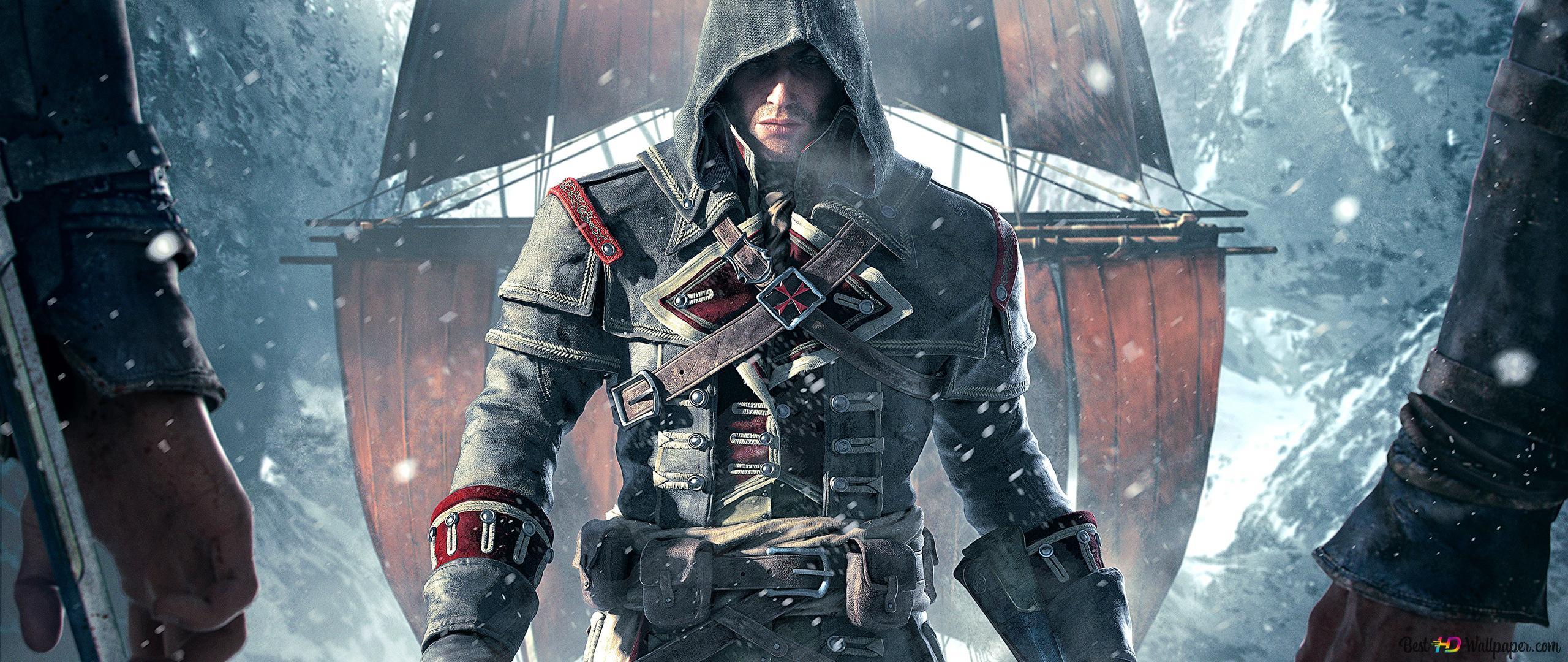 Assassin S Creed 4 Black Flag Shay Patrick Cormac Hd Wallpaper Download