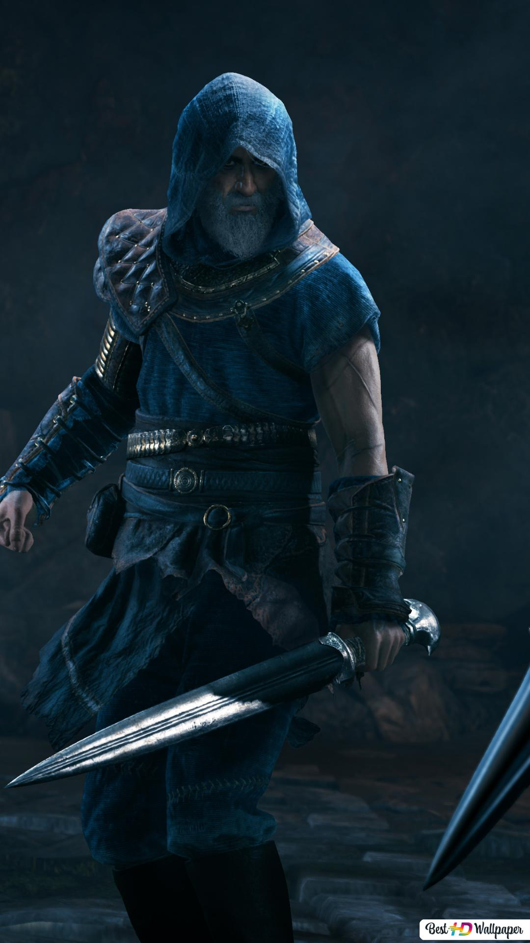 Assassin S Creed Odyssey The Last Fight Hd Wallpaper Download