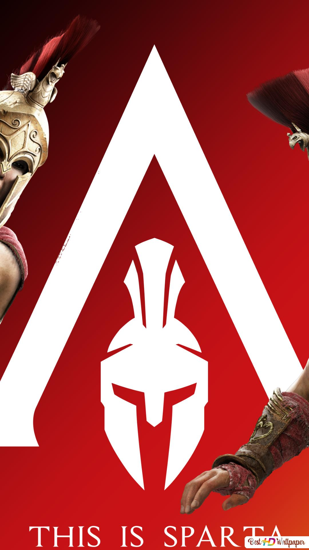 Assassin S Creed Odyssey Hd Wallpaper Download