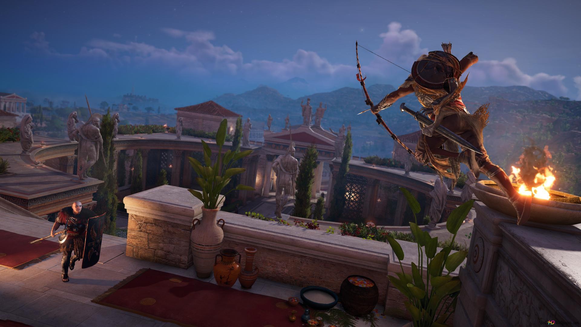 Assassin S Creed Origins Hd Wallpaper Download