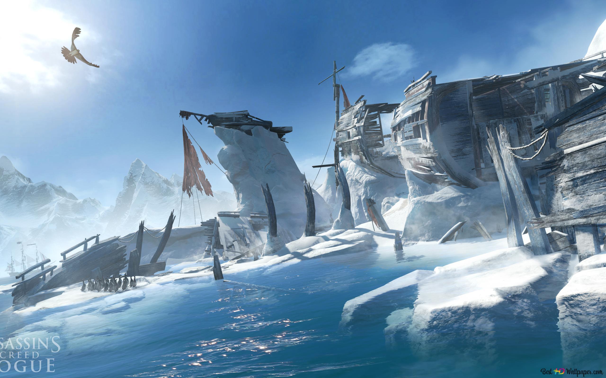 Assassin S Creed Rogue Hd Wallpaper Download