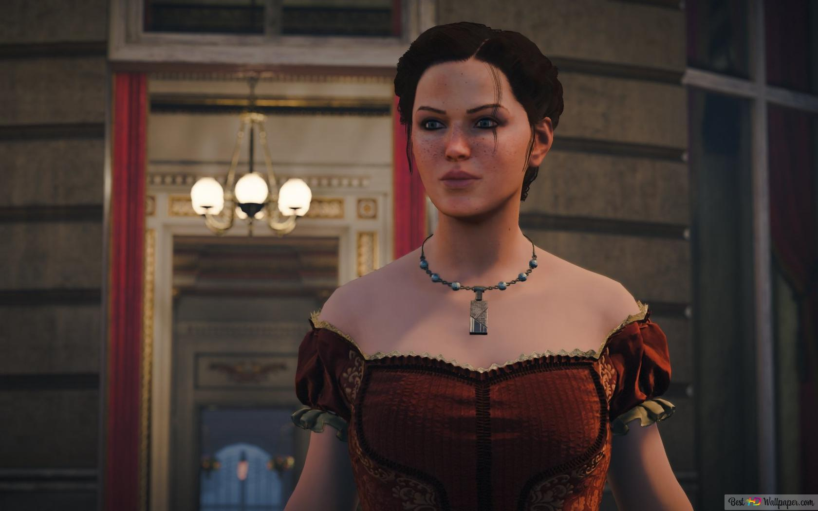 Assassin S Creed Syndicate Evie Frye Hd Wallpaper Download