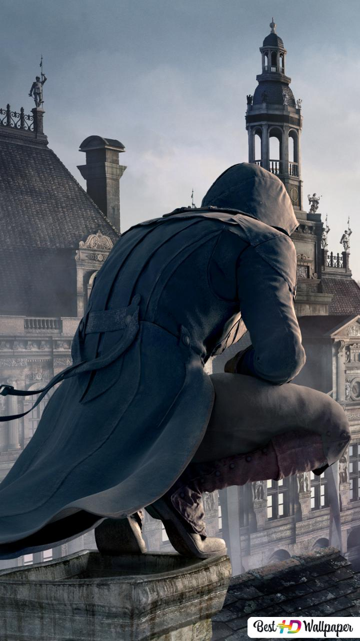 Assassin S Creed Unity Hd Wallpaper Download