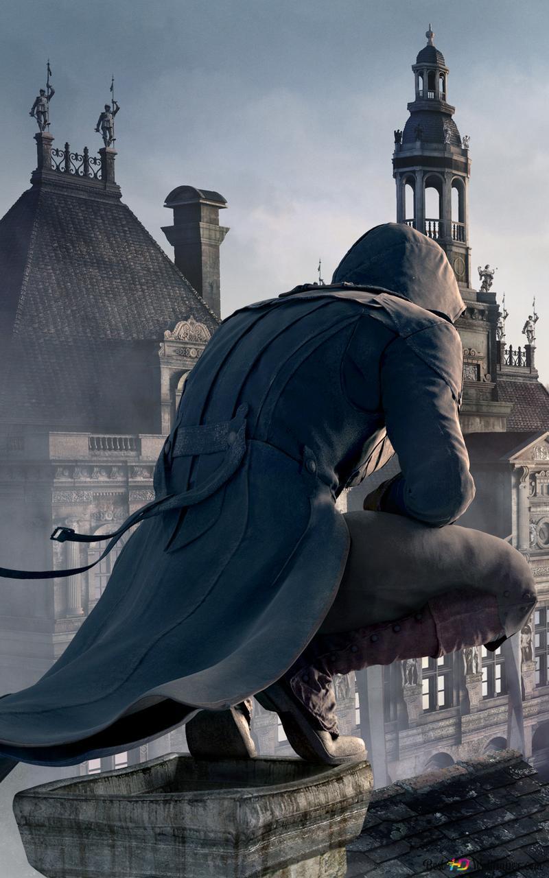 Assassin S Creed Unity Hd Wallpaper Download