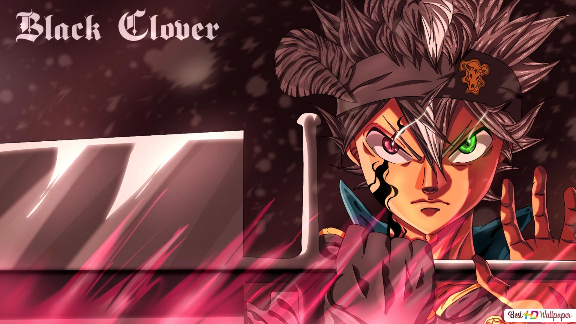 Black Clover Wallpaper 1080p Wall Giftwatches Co