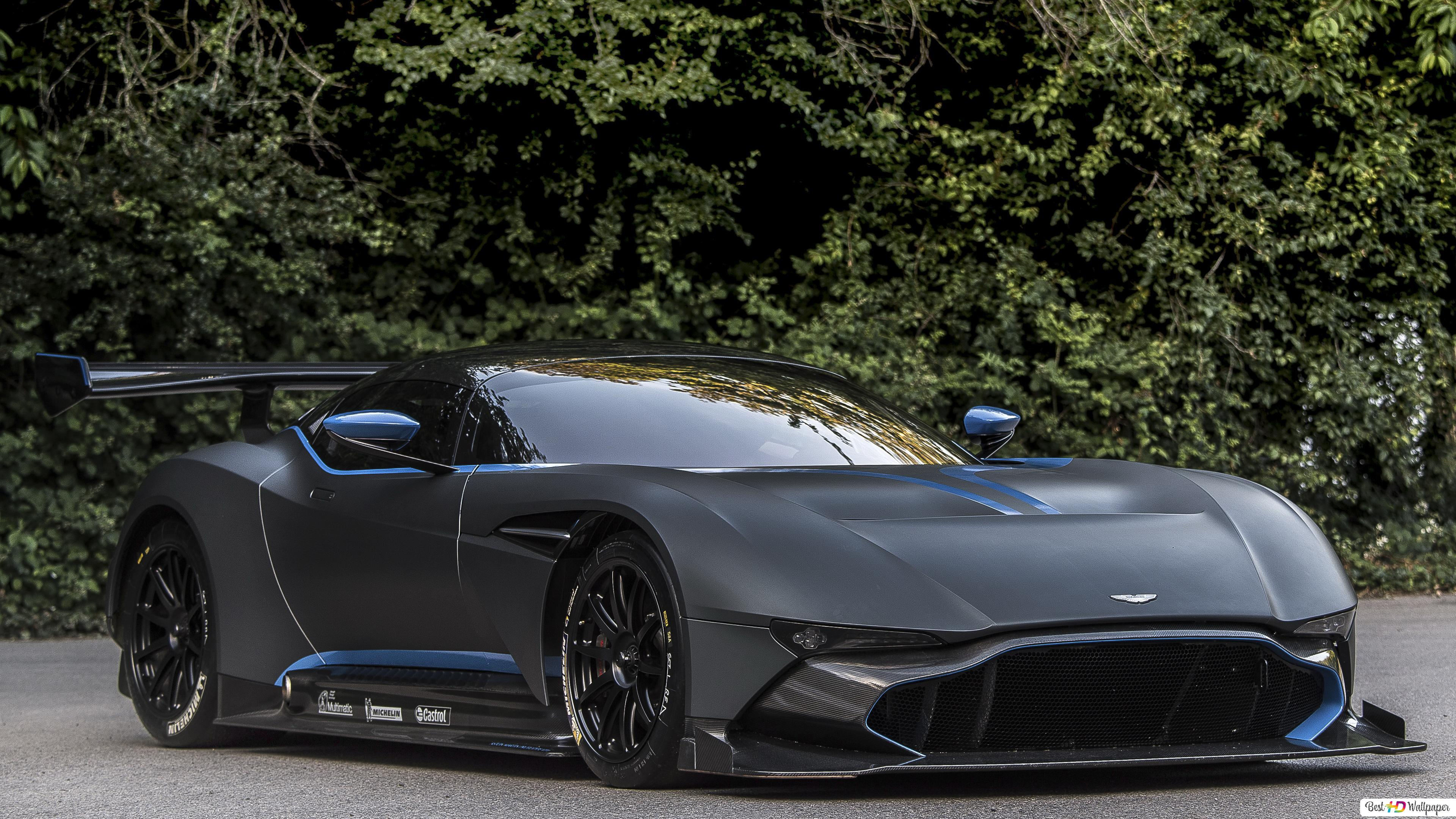 Aston Martin Vulcan Hd Hintergrundbilder Herunterladen