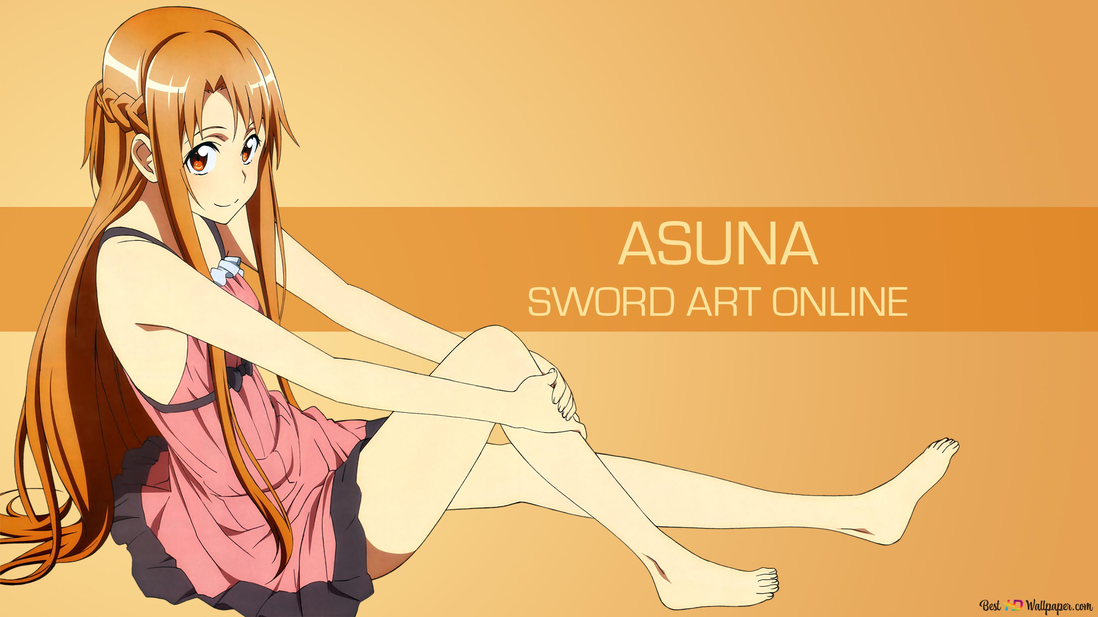 Asuna Sword Art Online Hd Wallpaper Download