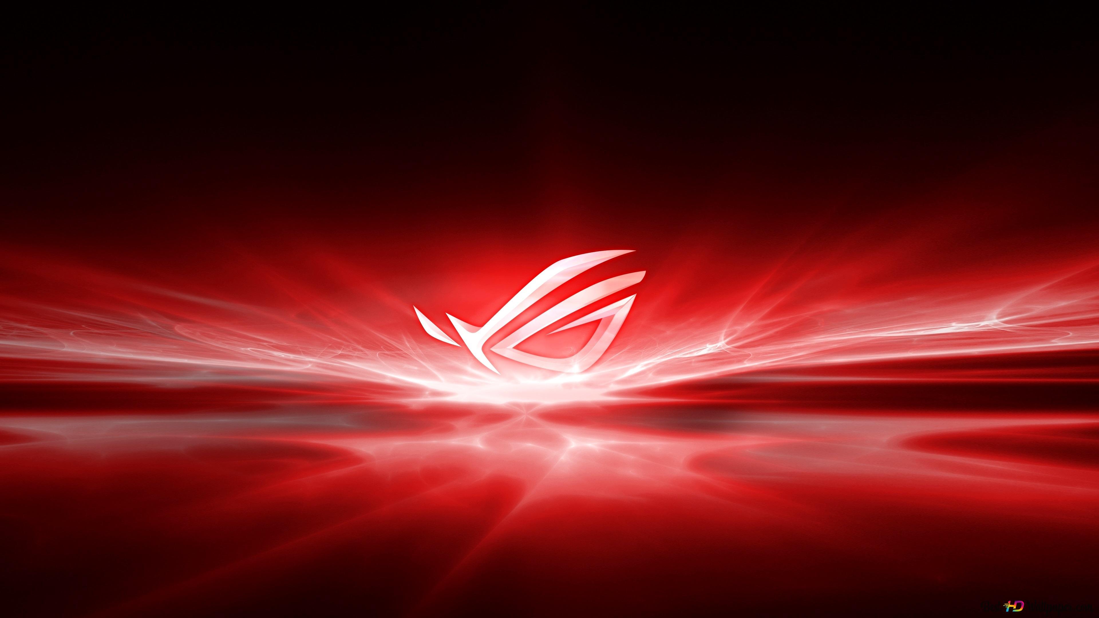 Gamers) - Red Neon Logo HD wallpaper ...