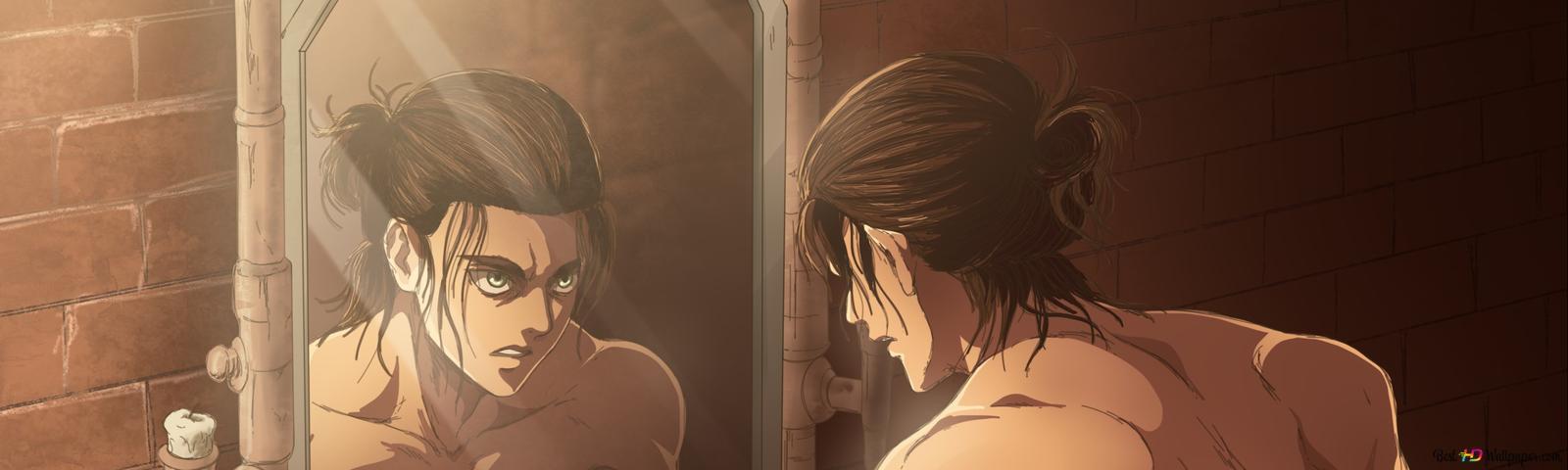 Attack On Titan Eren Yeager Timeskip Hd Wallpaper Download