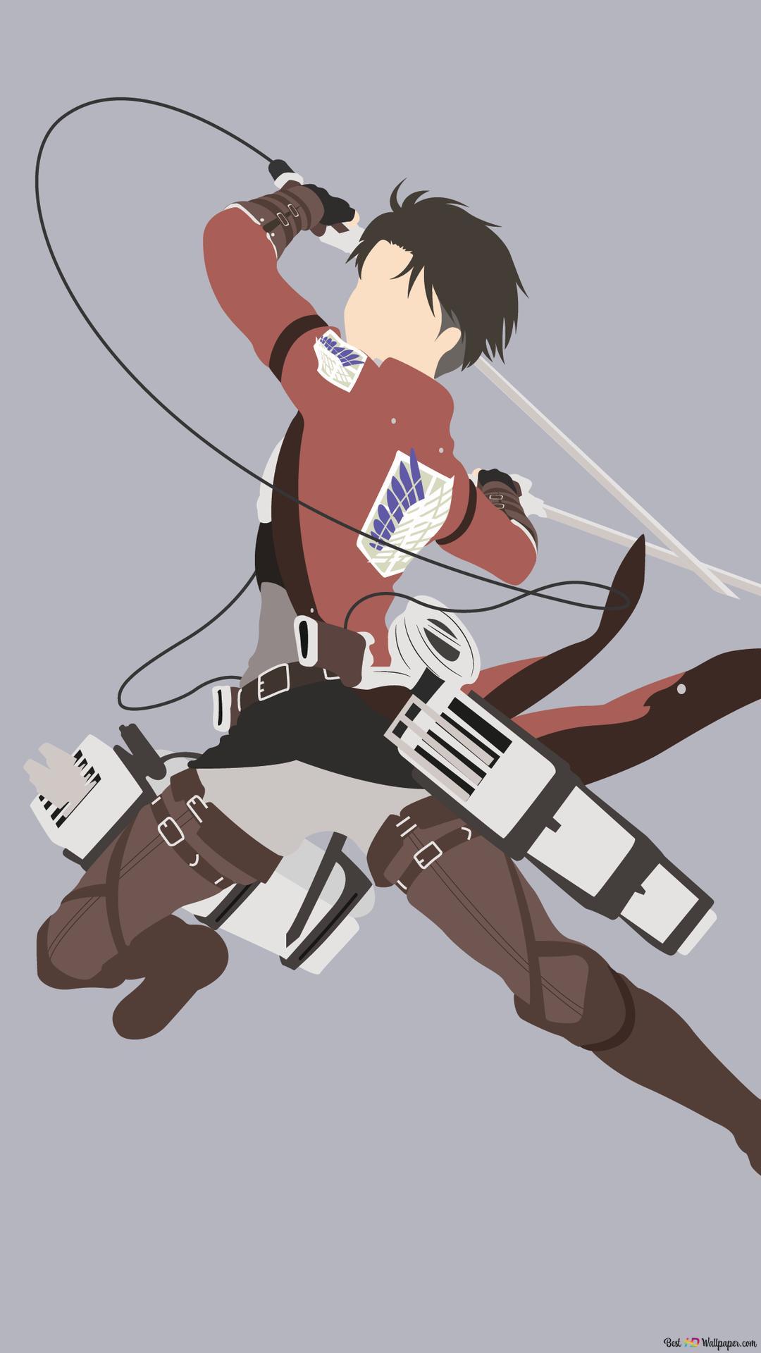 Attack On Titan Hd Wallpaper Download