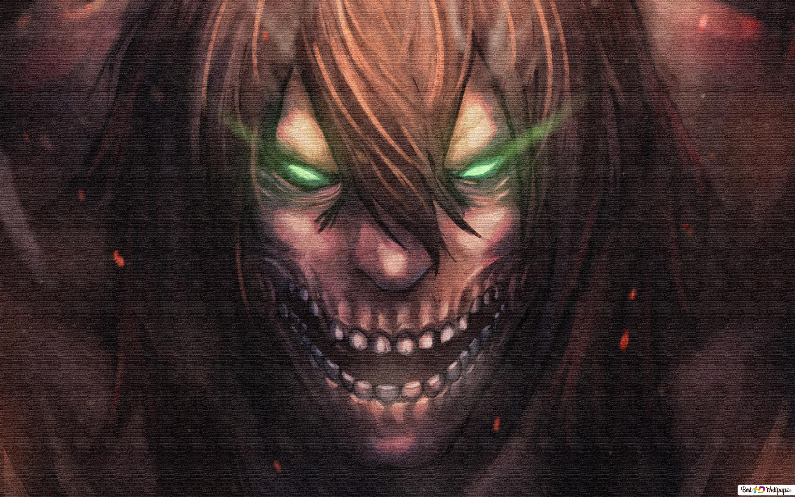 Attack Titan Hd Wallpaper Download