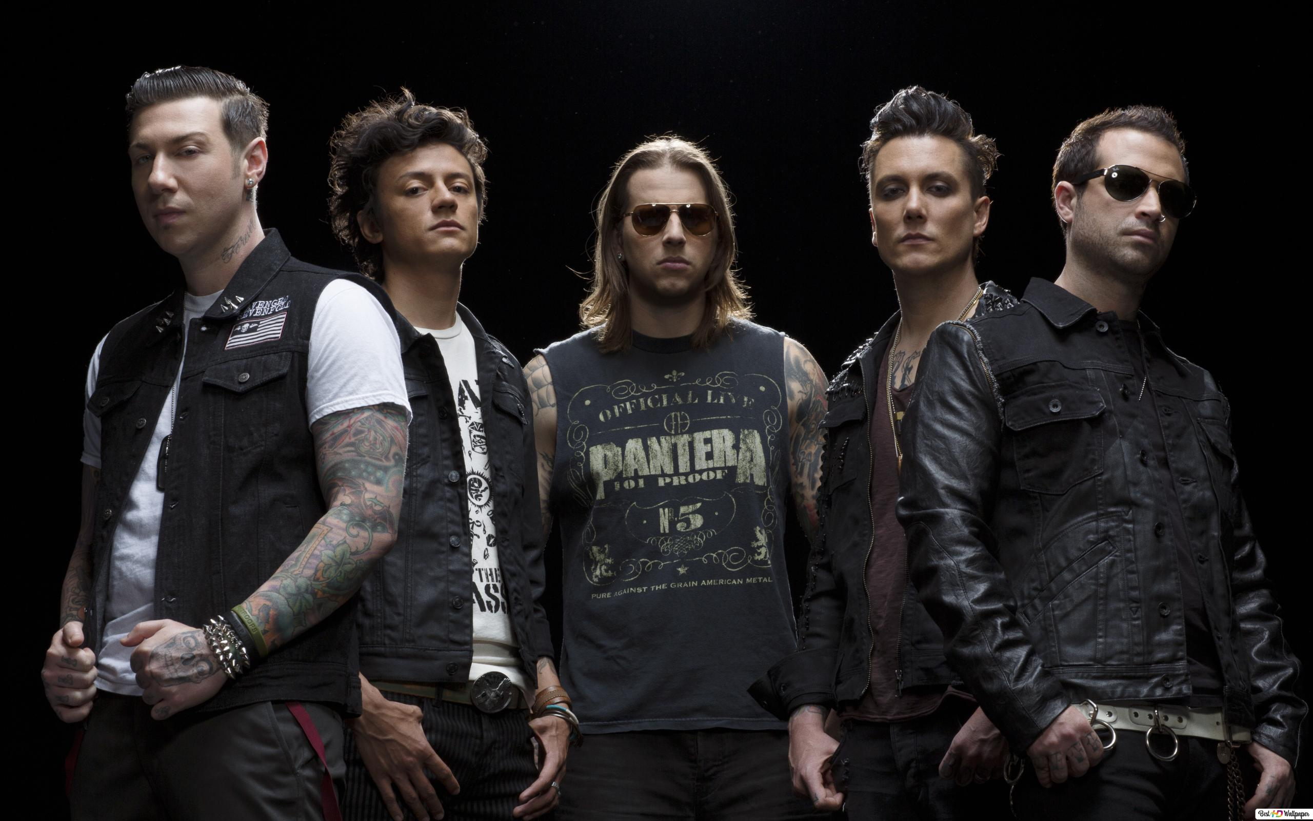 Avenged Sevenfold Band Hd Wallpaper Download