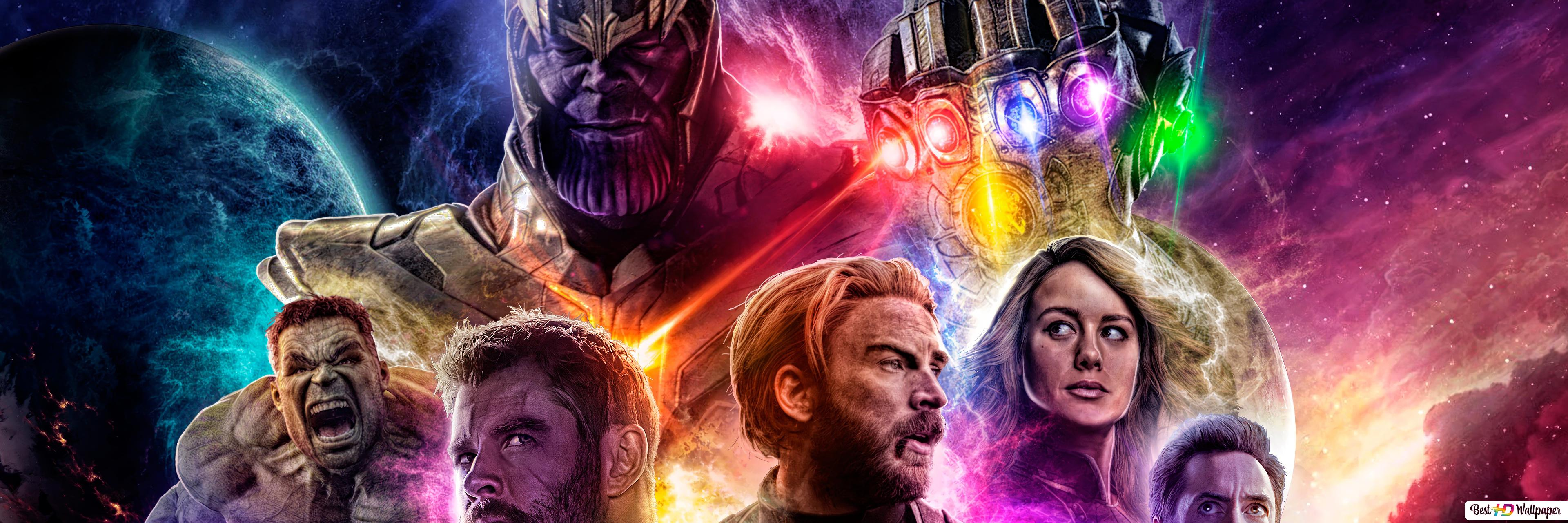 Avengers 4 Endgame Hd Wallpaper Download
