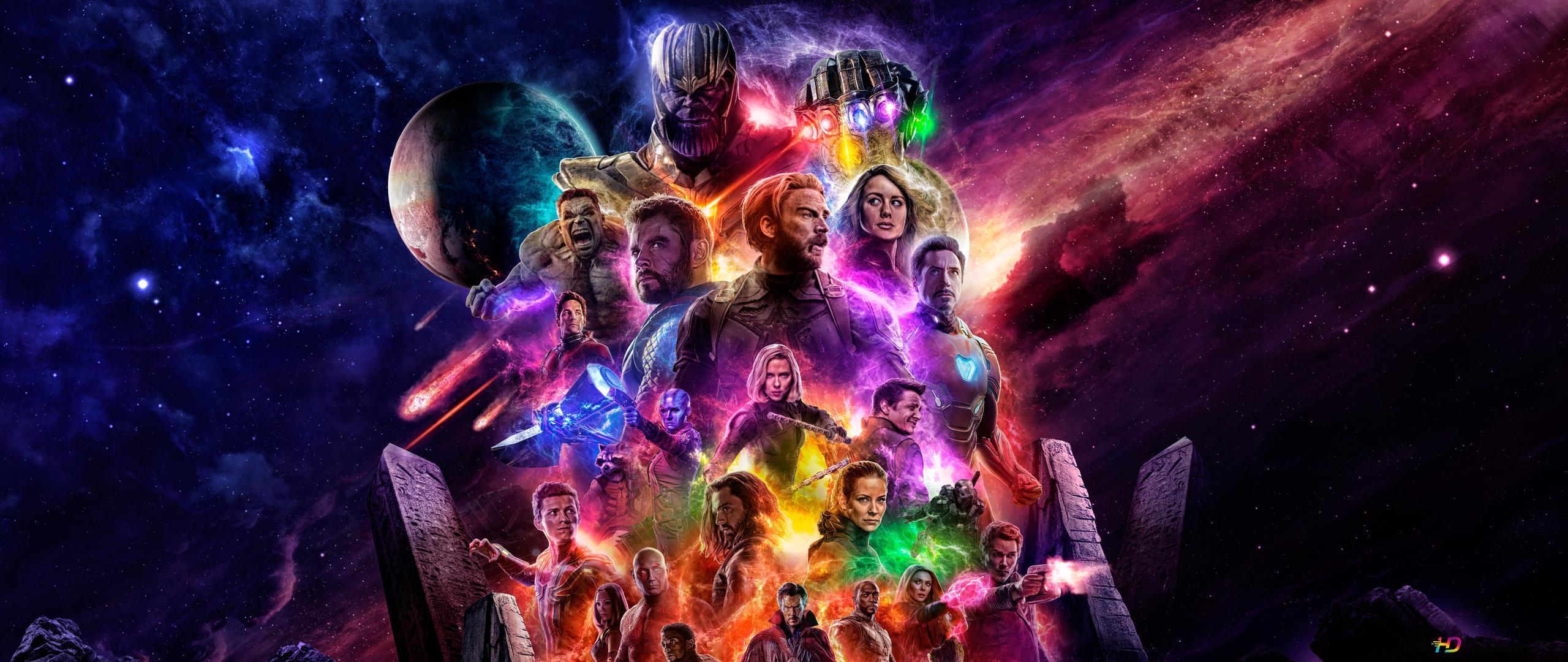 Avengers Endgame Hd Fond D Ecran Telecharger