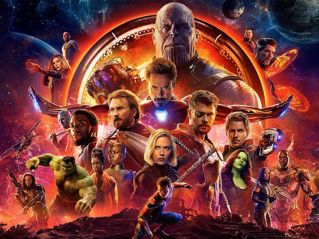 Avengers Endgame Wallpaper Hd Hd Wallpaper Download
