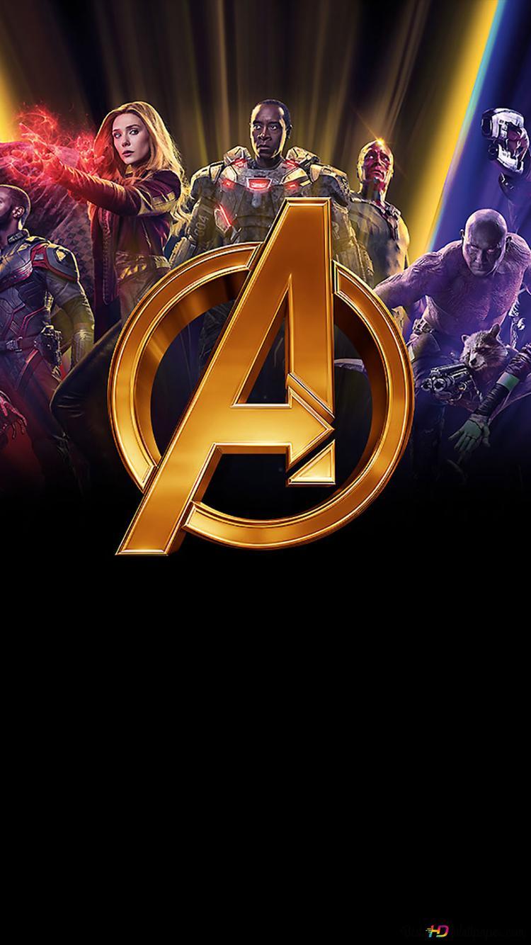 Free Download Avengers Infinity War Wallpaper Iphone 6 ...