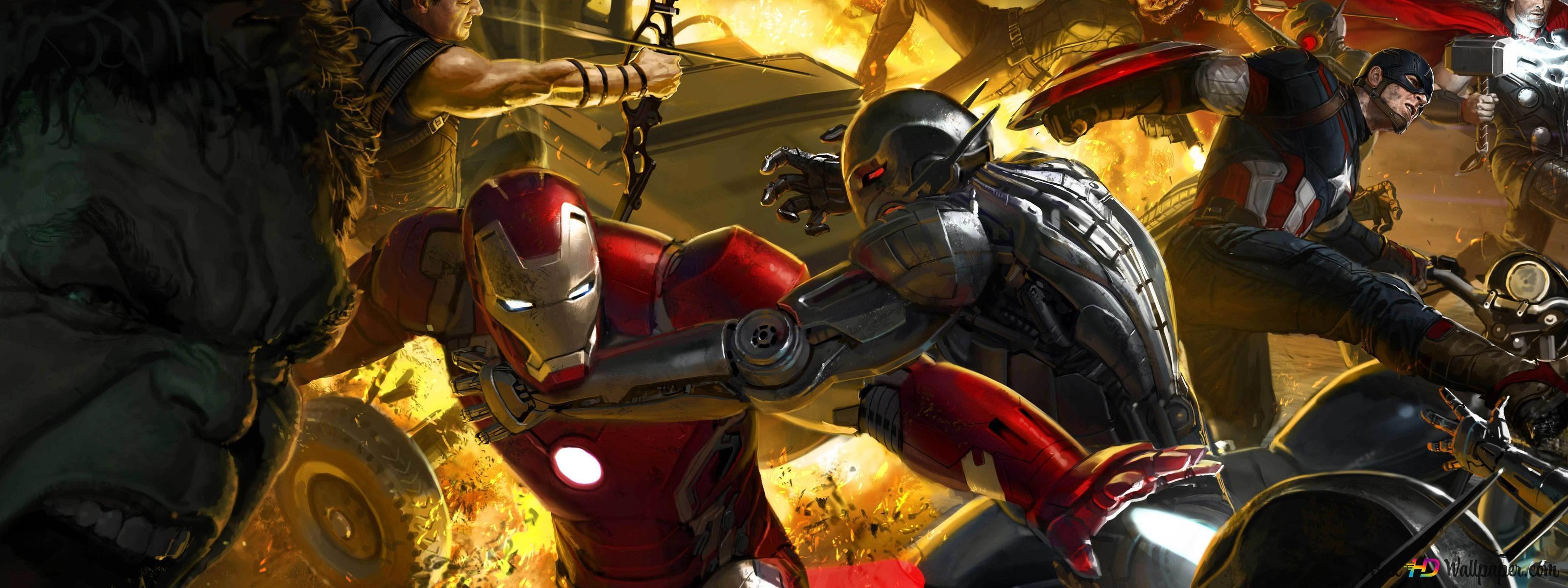 Avengers Infinity War Hd Wallpaper Download