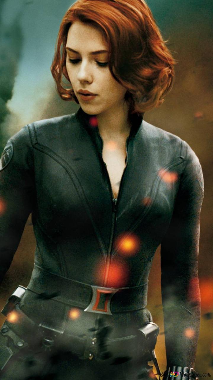 Avengers movie - Black Widow HD wallpaper download