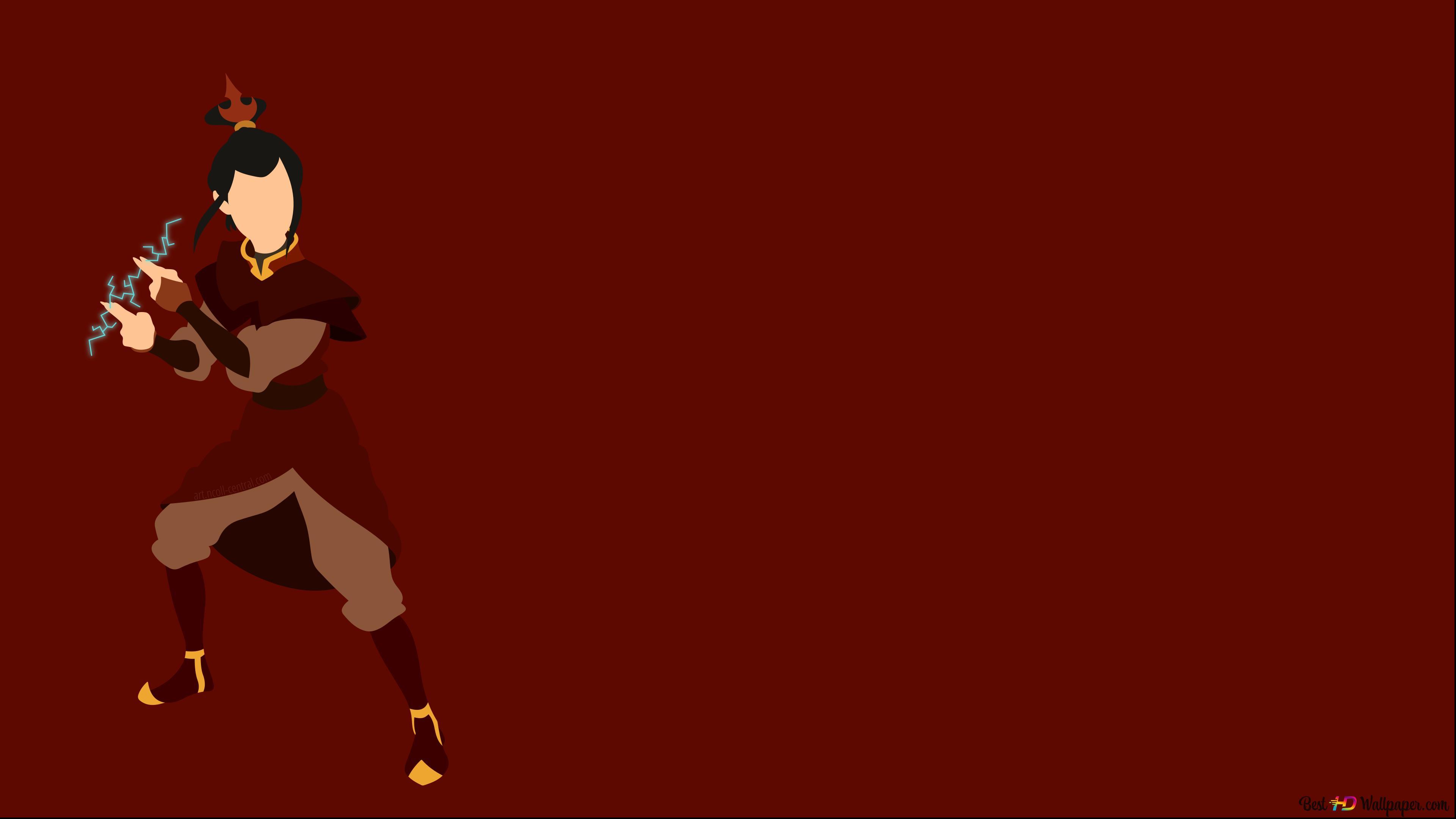 Azula Of Avatar The Last Airbender Hd Wallpaper Download