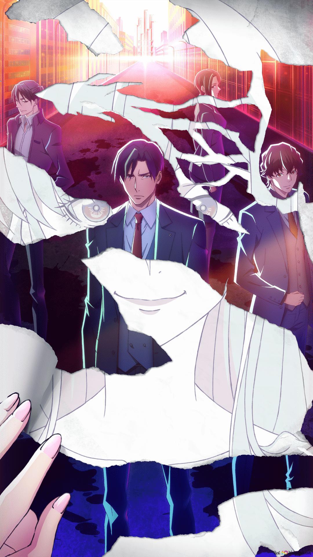 Babylon Anime Hd Wallpaper Download