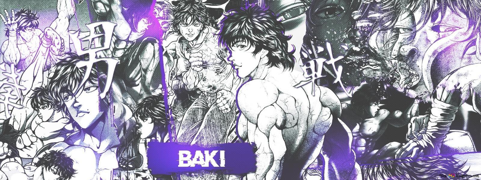 Baki 2018 Hd Wallpaper Download