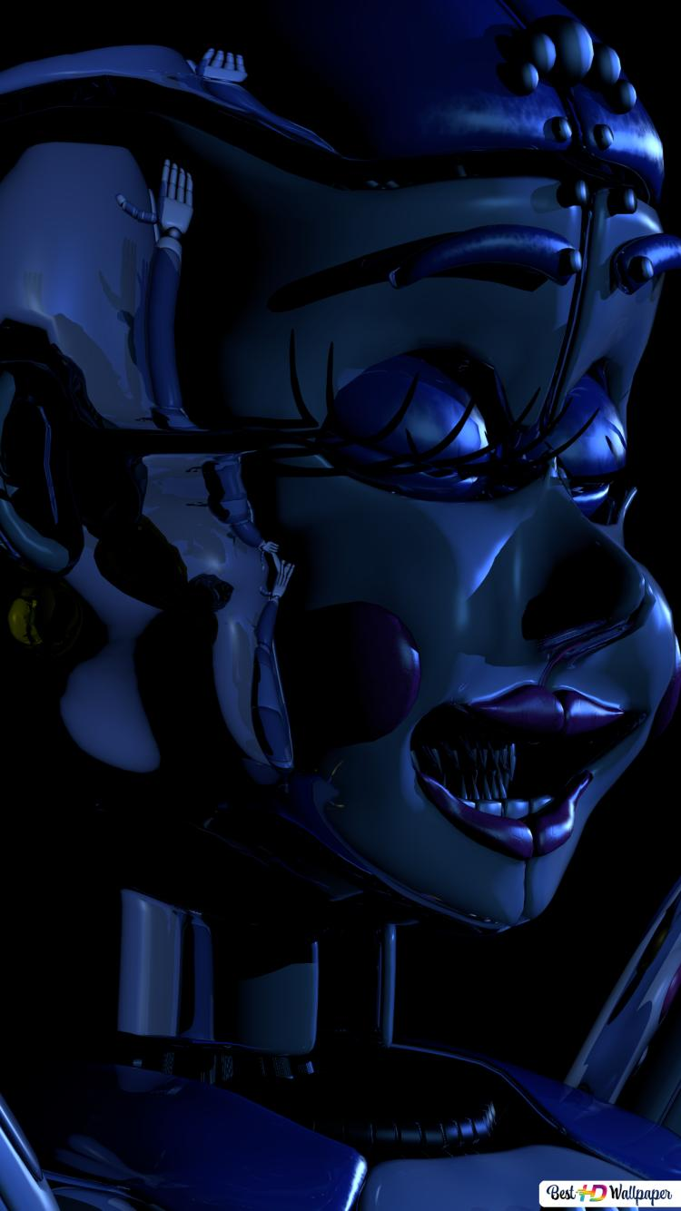 Ballora S Smile Of Five Nights At Freddy S Sister Location Hd