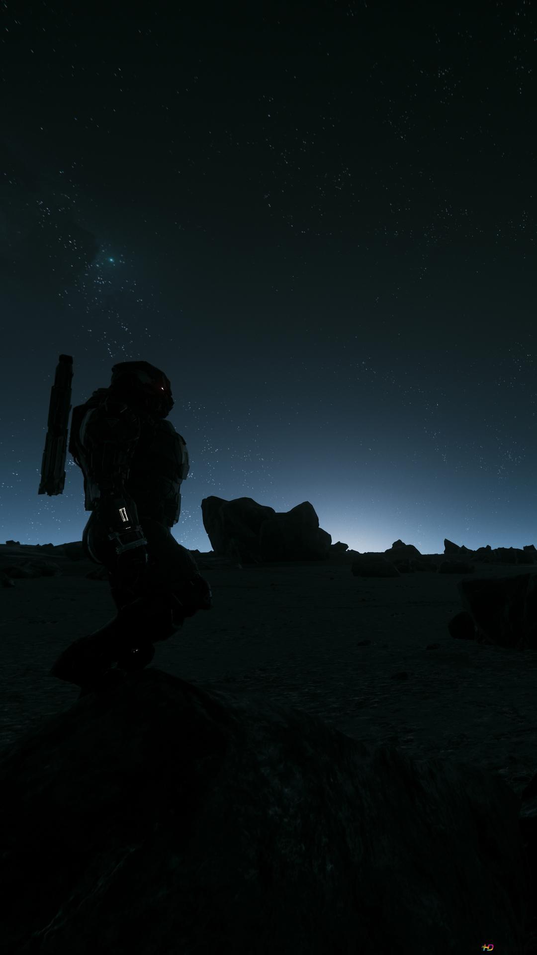 Base Luna Star Citizen Download Di Sfondi Hd