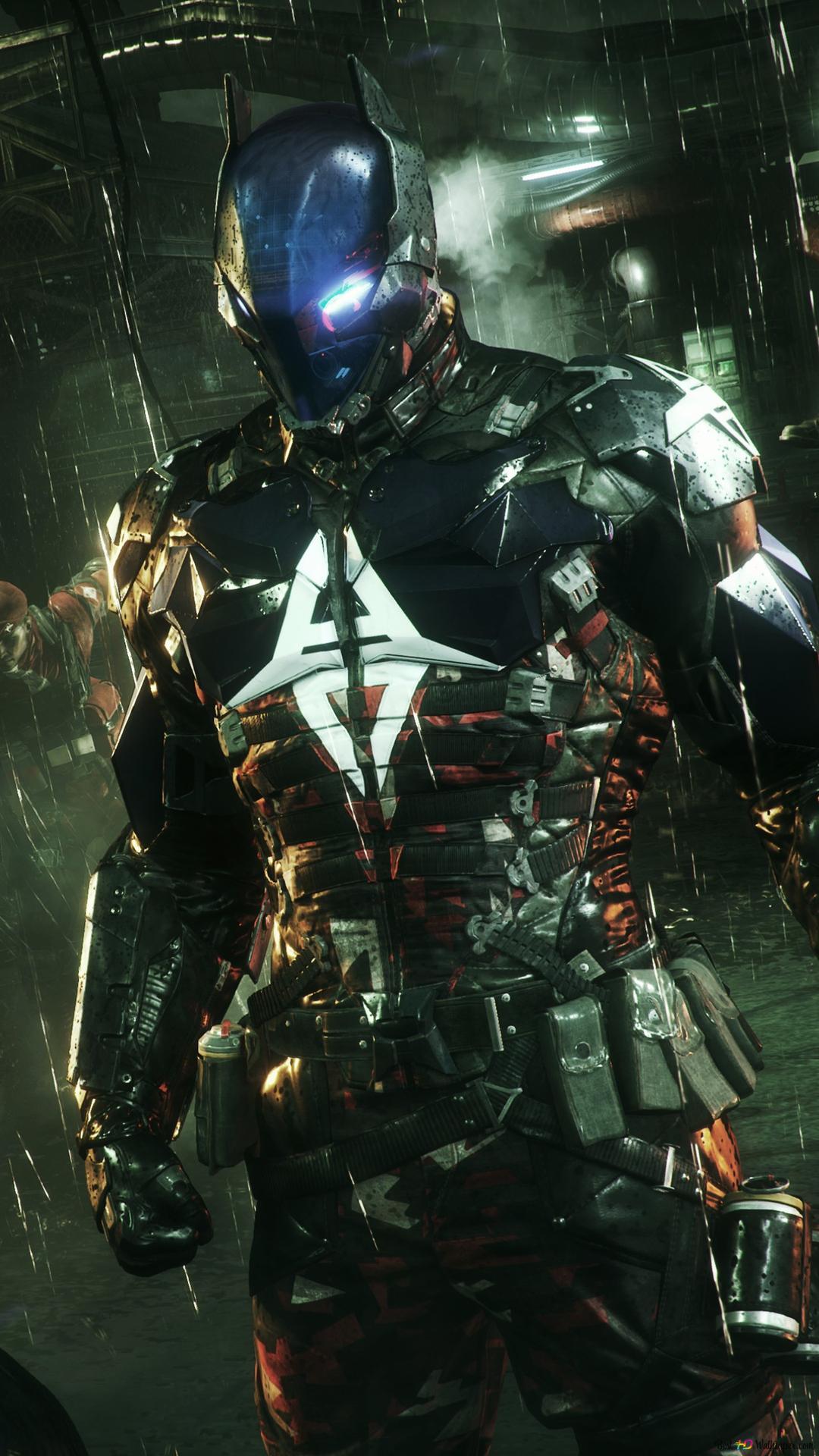 Batman Arkham Knight Hd Wallpaper Download