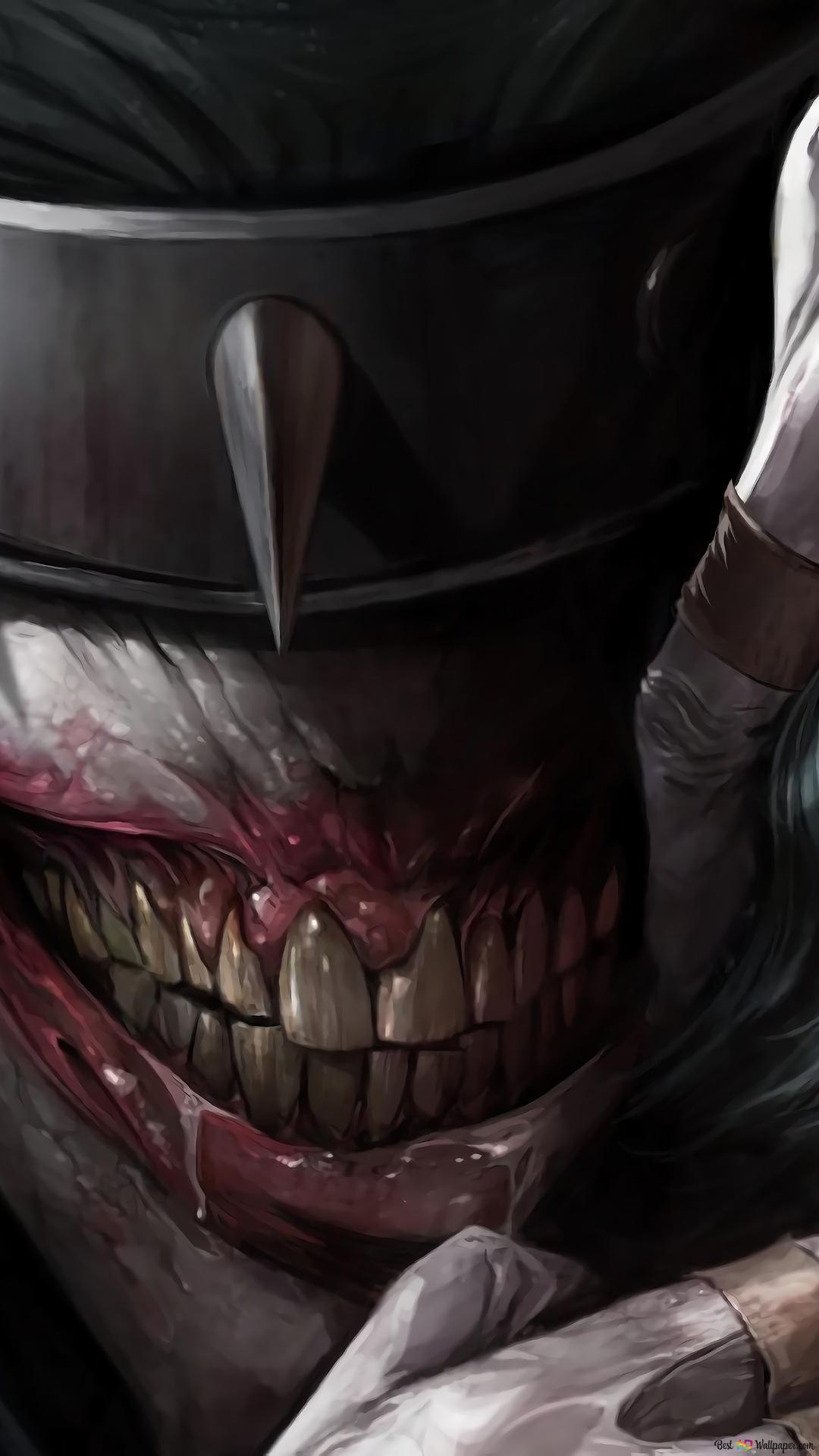 Batman Who Laughs Dc Comics Hd Wallpaper Download