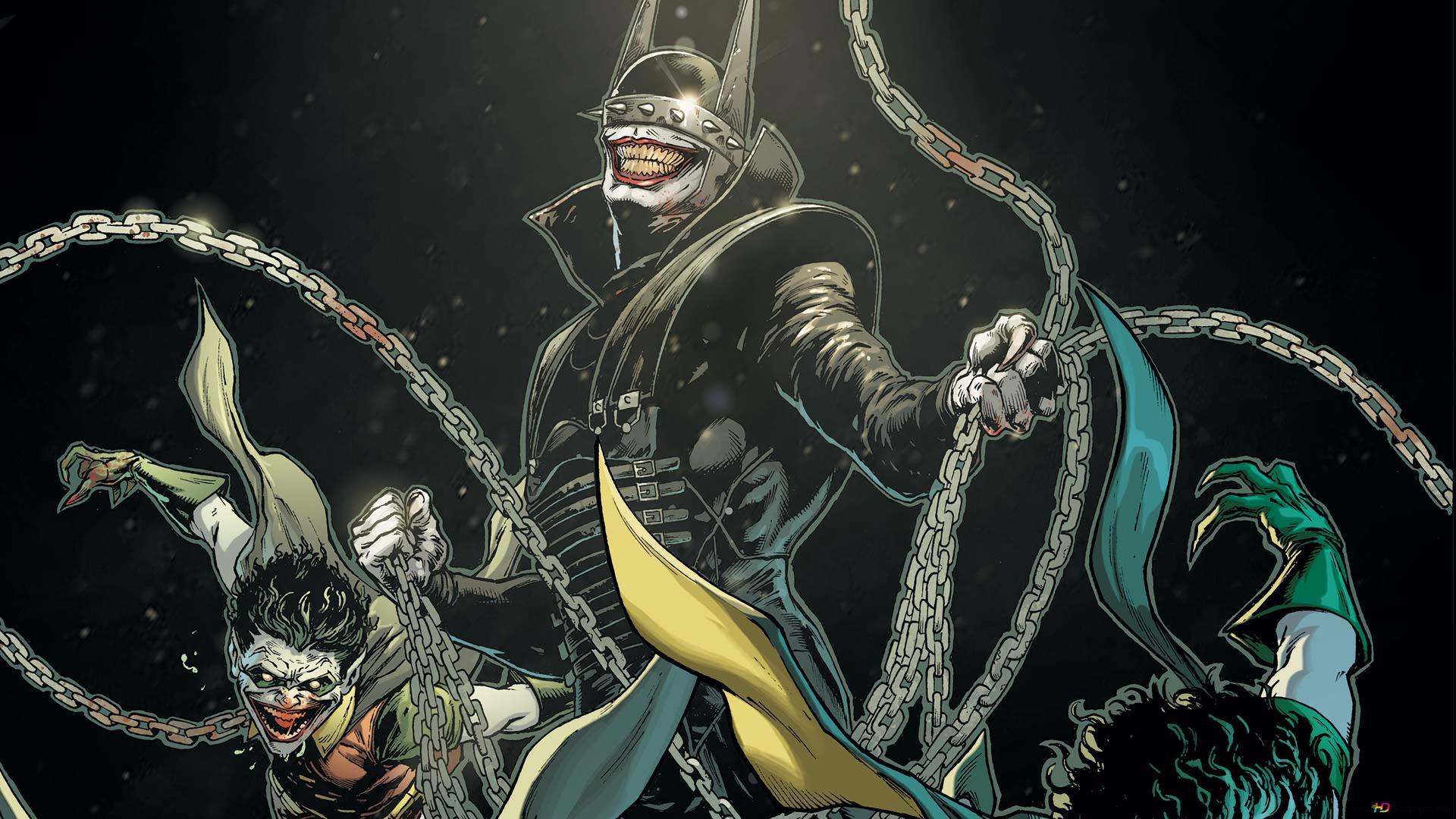 Batman Who Laughs Dc Hd Wallpaper Download