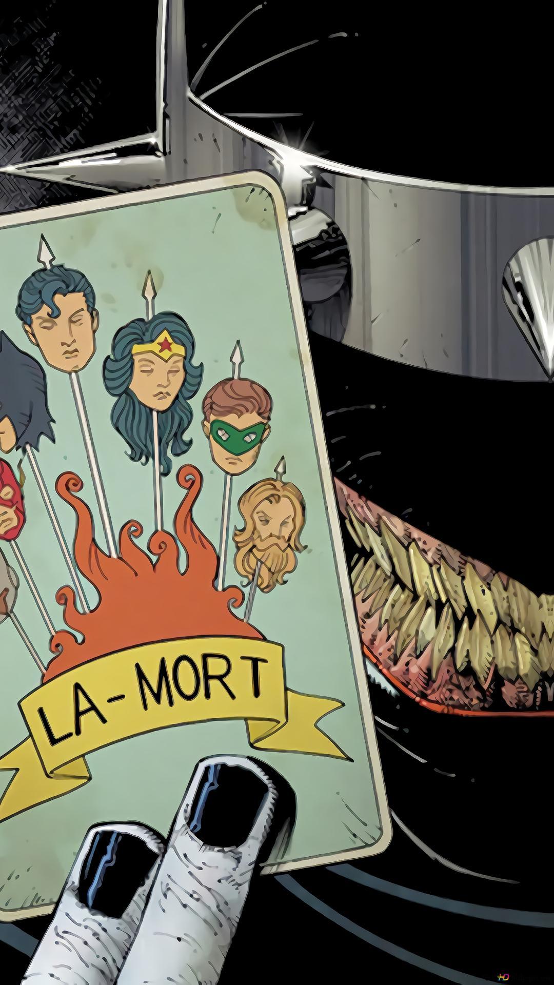 Batman Who Laughs Hd Wallpaper Download